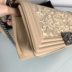 CHANEL Bags - SOLD❌Chanel Dallas Collection Medium Size Boy Bag